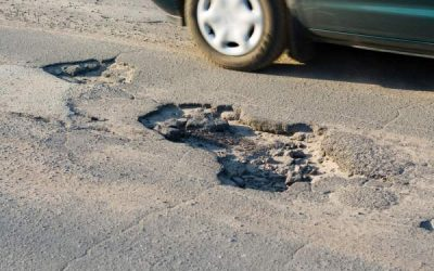 How to Handle Potholes