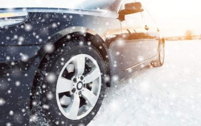 Prepare Your Vehicle for Winter Driving