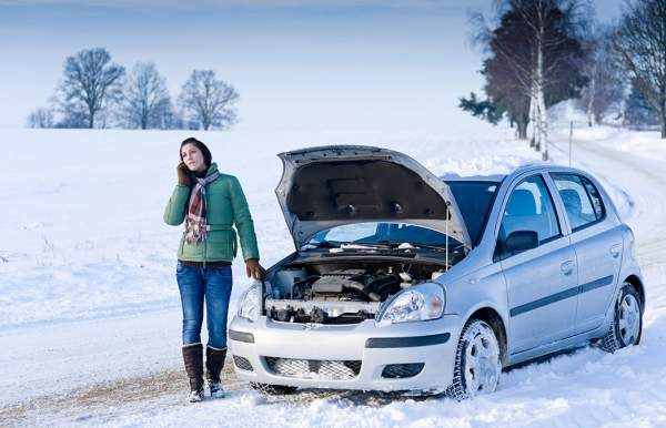 Common Winter Car Problems