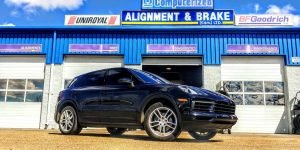auto wheel alignment edmonton