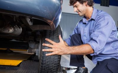 Signs Your Wheel Alignment is Out
